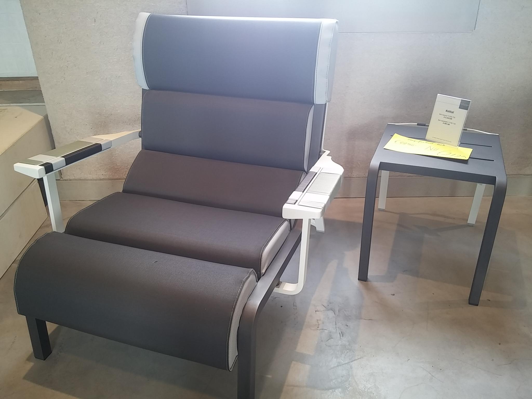 Kettal bob fauteuil ✓ van valderen exclusieve tuinmeubelen ✓ nl be