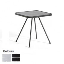 ATTOL Aluminum Side Table 45x45cm