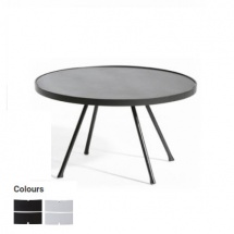ATTOL Aluminum Side Table 60cm