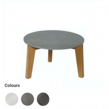 Oasiq ATTOL Ceramic Side Table 50cm