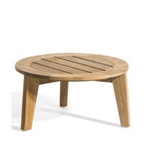 ATTOL Teak Side Table 50cm