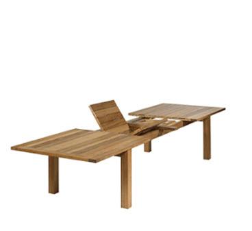 Uitschuifbare Rechthoekige Eettafel.Barlow Tyrie Apex Uitschuifbare Rechthoekige Eettafel 390