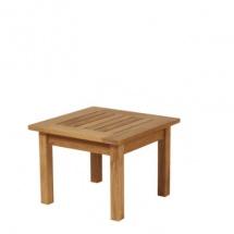 Barlow Tyrie Colchester Vierkante koffietafel 54 - Laag