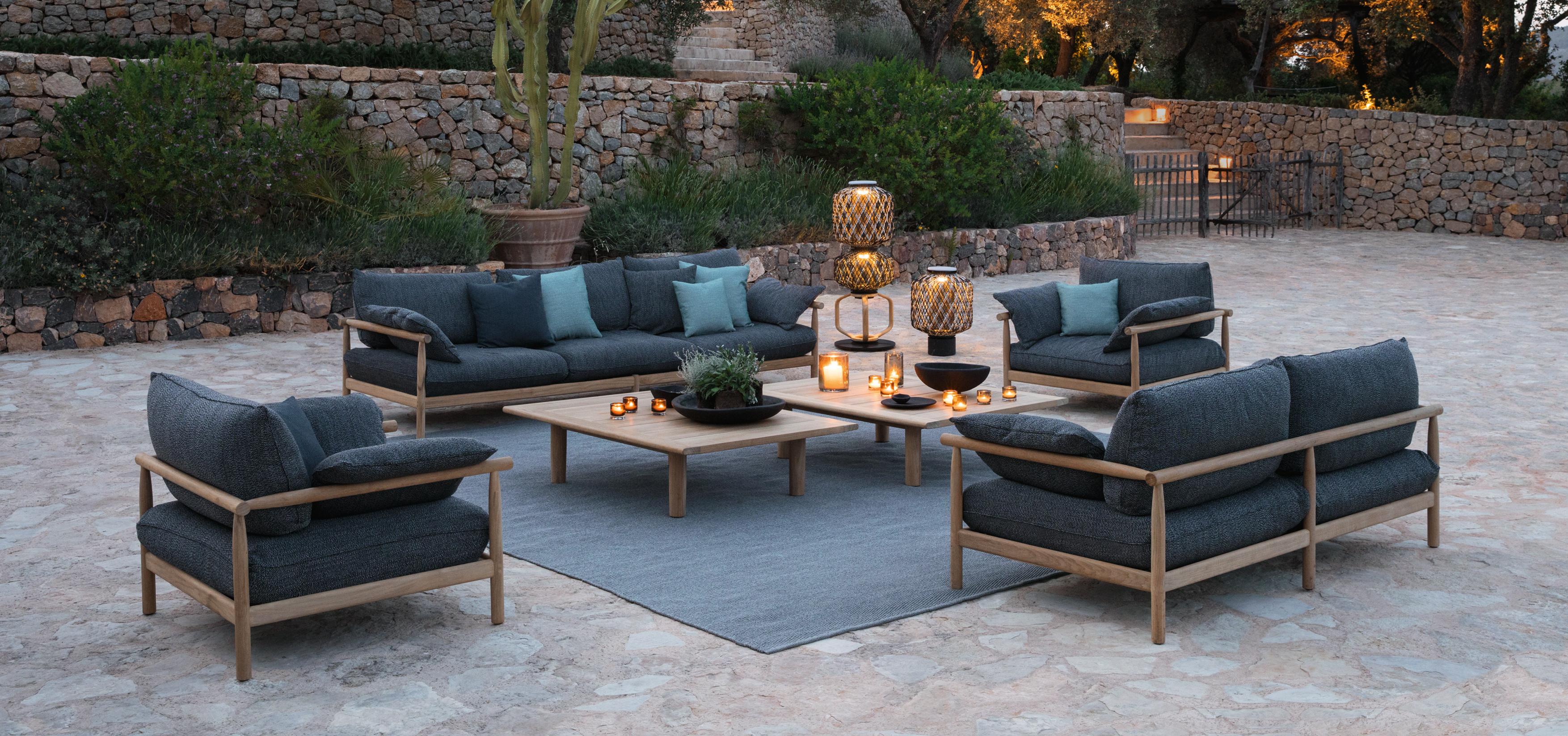 Dedon Tibbo lounge