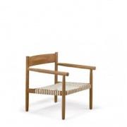 Dedon Tibbo fauteuil teak