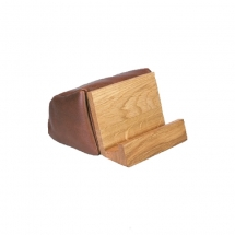 Dutch deluxes book and tablet stand bruin