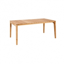 Garpa Clark dining table teak