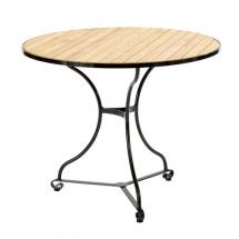 Garpa Fontenay ronde tafel 90 cm teak