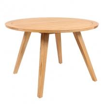 Garpa Granada tafel rond 150cm teak