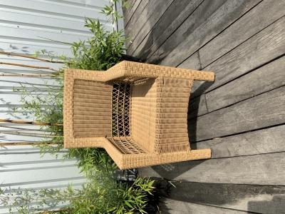 Garpa Lodge fauteuil naturel (1)