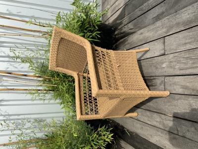 Garpa Lodge fauteuil naturel (2)