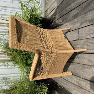 Garpa Lodge fauteuil naturel (3)