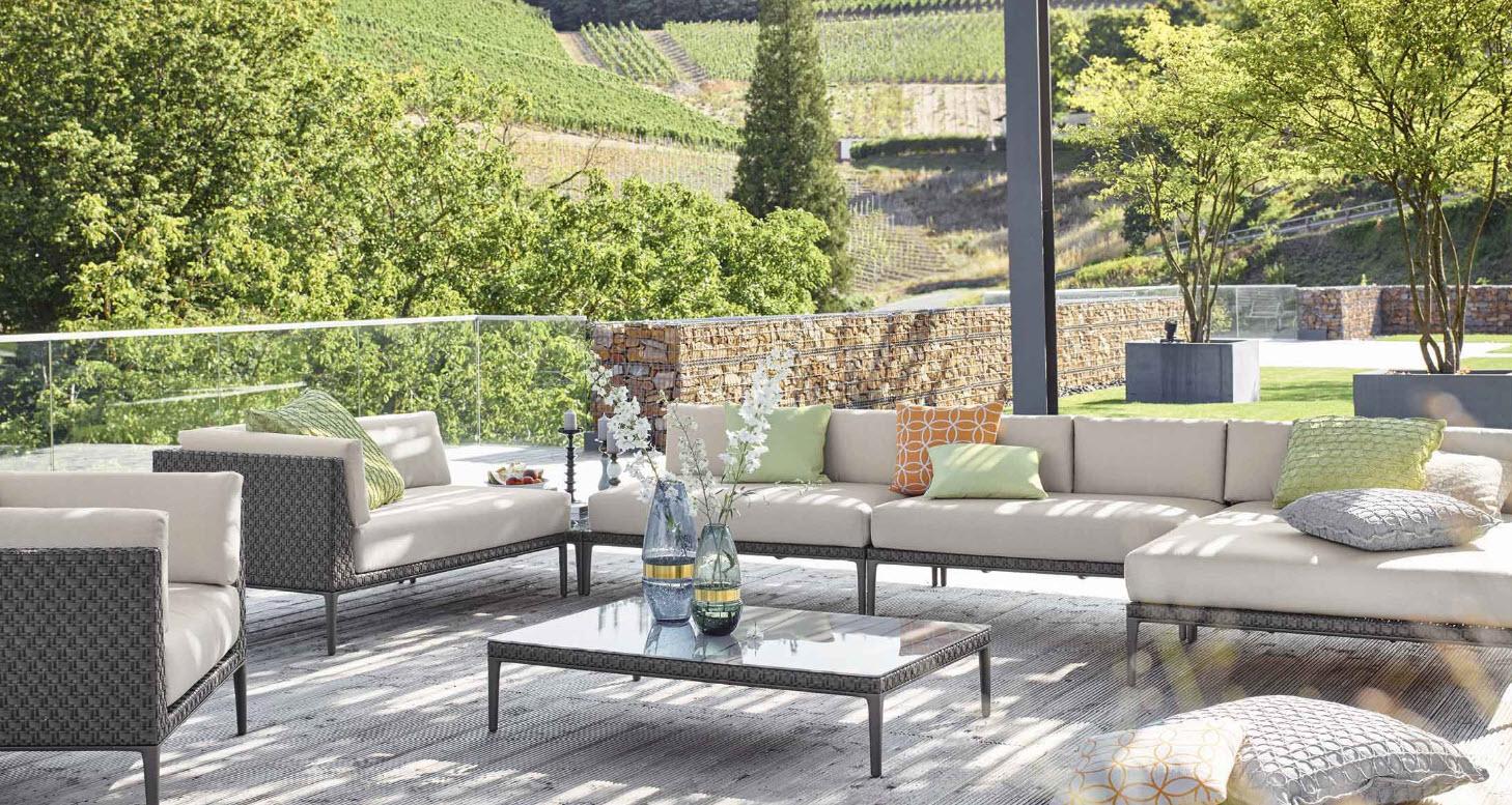 Garpa lounge ✓ van valderen exclusieve tuinmeubelen ✓ nl be