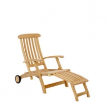Garpa Royal Princess Teak Ligbed
