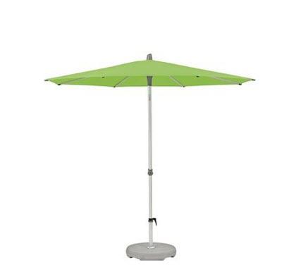Glatz Alu smart parasol Ø300 – Groen 411