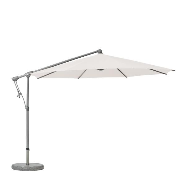 Glatz Sunwing C+ parasol 330 cm – Off white 453