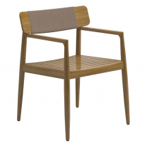 Gloster Archi dining chair