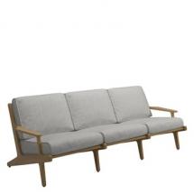 Gloster Bay 3 zits sofa