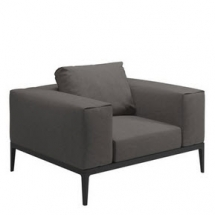 Gloster Grid lounge stoel