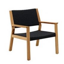 Gloster maze lounge stoel teak