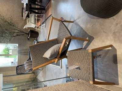Royal Botania Vita fauteuil met voetenbankje 2