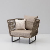 Kettal Bitta Club armchair