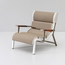 Kettal Bob Club armchair
