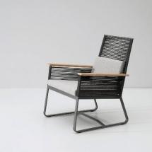 Kettal Landscape Club armchair