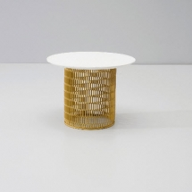 Kettal Mesh Side table ø60