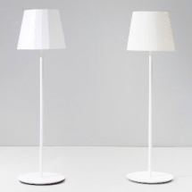 Objects Outdoor lamp wit