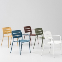 Kettal Village Dining armchair