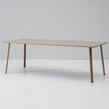 Kettal Village Rectangular Dining Table
