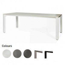 MACHAR Dining Table 200x100cm Ceramic