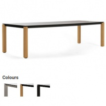 MACHAR Dining Table 240x100cm HPL