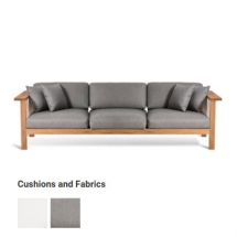 MARO 3 SEATER SOFA