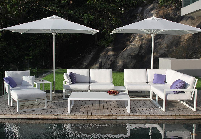 Ninix lounge wit ✓ van valderen exclusieve tuinmeubelen ✓ nl be