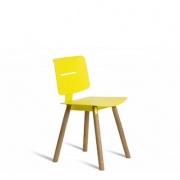Oasiq Coco stoel geel