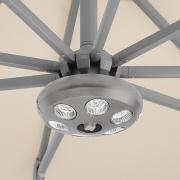 Osyrion Parasolverlichting 6x LED draadloze
