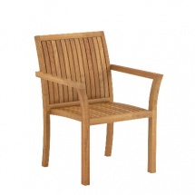 Puriz Arm chair Teak