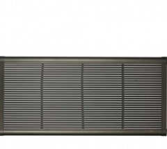 The New Standard Deurmat 175x70 Antraciet