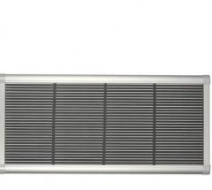 The New Standard Deurmat 175x70 Zilver