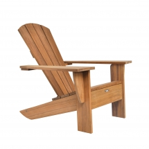 Royal Botania New England lounge chair teak