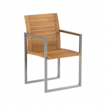 Royal Botania Ninix chair 55 teak