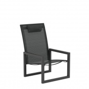 Royal Botania Ninix recliner – zwart2