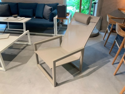 Royal Botania Ninix relax stoel sand (1)