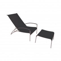 Royal Botania QT 195 relax chair
