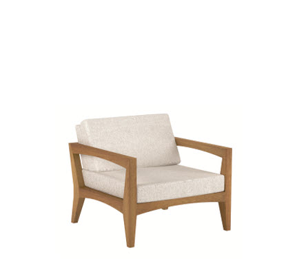 Royal Botania Zenhit fauteuil teak