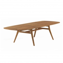 Royal Botania Zidiz extendable table