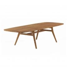 Royal Botania Zidiz extendable table
