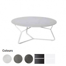 Serac Coffee Table 85cm Ceramic